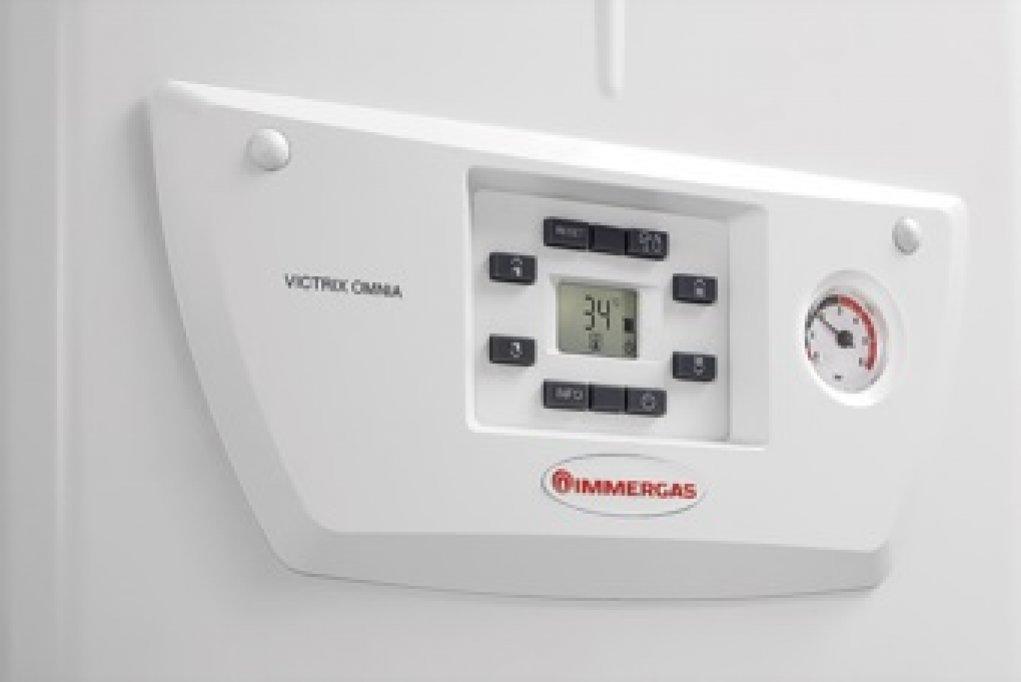 Beneficiile centralelor în condensare Immergas