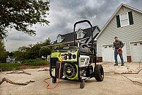 De ce ai nevoie de un generator de curent dacă stai la casă?