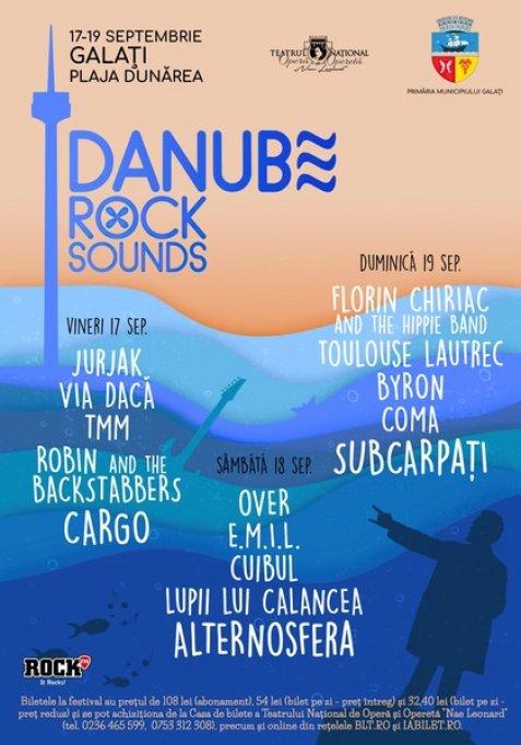 Festivalului Danube Rock