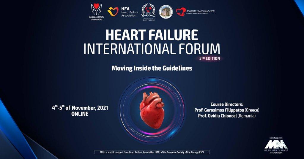 Forumul International de Insuficienta Cardiaca